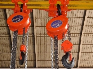 Rs Chain Pulley Block