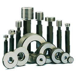 Thread Plug Gauge And Thread Ring Gauge