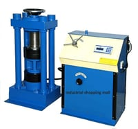 Compression Testing Machine Electrically Operated 2000 KN