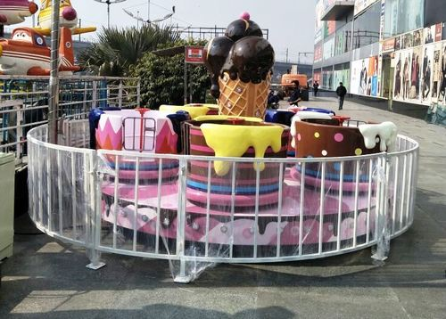 Ice Cream Cup Ride