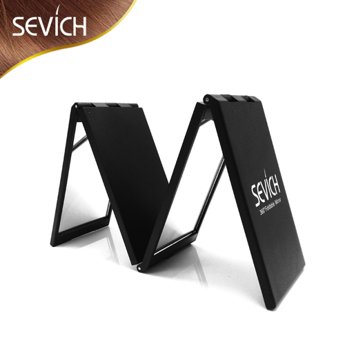 Sevich 4 Sides Foldable Mirror For Hair Fiber Certifications: Sgs.  Msds