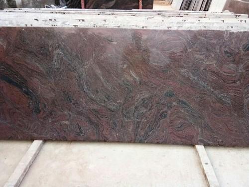 Pink Prasdise Granite Slab
