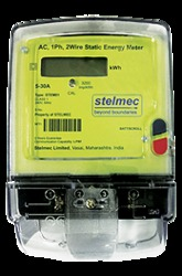 Energy Meters with RF Communication