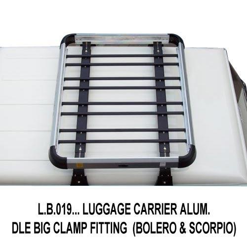 Aluminium Roof Luggage Carrier
