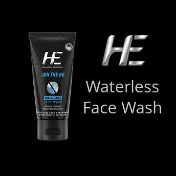 He Face Wash