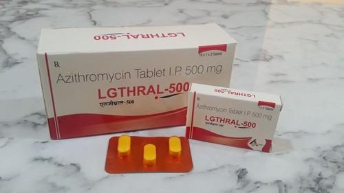 LGTHRAL 500 Tablets