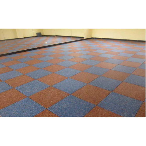 Rubber Flooring Tiles Soham Industries A 31 Neelkanth Arcade Road No 15 Gidc Kathwada Ahmedabad India