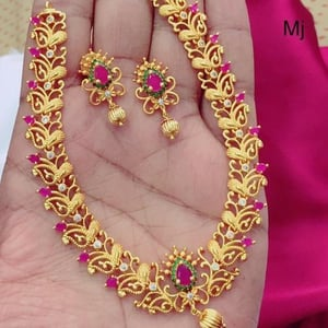 Silver Gold Plated Jewellery