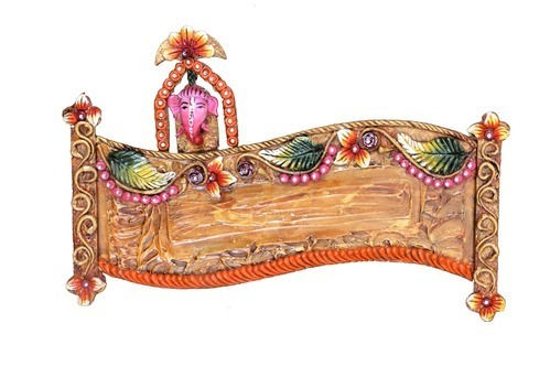 Corporate Gifts Handmade Paper Mashe Ganesha