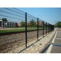 Panel Welded Wire Fencing