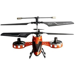 Remote Controlled Avatar Helicopter