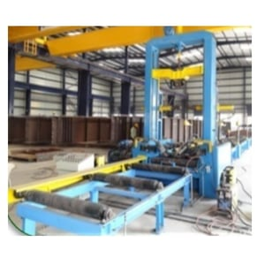 Industrial Beam Assembly Machine