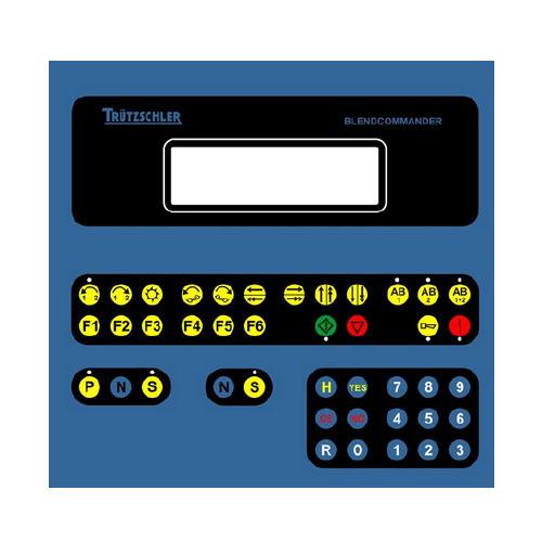 Card Commander For Trumac Dk 740 760 780