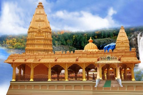 Religious Temple Construction Services in  Nanded