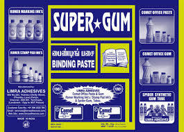 Super Adhesives Gum
