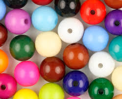 Industrial Plastic Beads