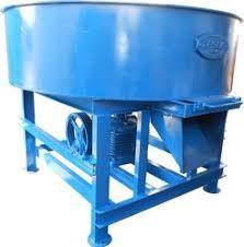 Pan Mixure Machine