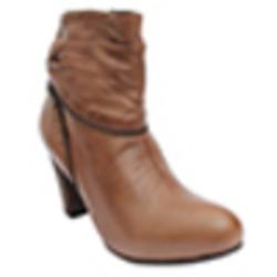 Comfort Brown Women Boots