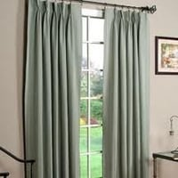 Excellent Quality Pleated Curtains