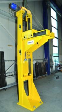 Industrial Vertical Pillar Lift