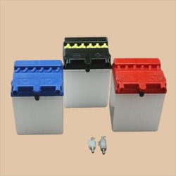 Motor Cycle Battery Container