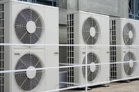 Electrical Industrial Air Conditioner