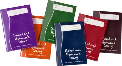 School Diaries Manufacturers, School Diary Suppliers, Exporters