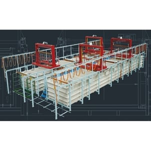 Automatic Carrier Type Surface Treatment Equipment