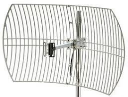Grid Parabolic Reflector Antenna
