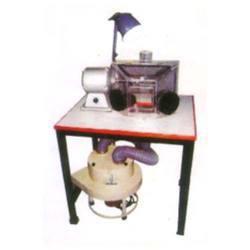 Dry Spru Grinding Machine