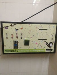 Nirbhay Vending Machine
