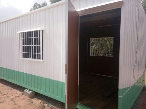 Prefabricated Industrial Bunk House