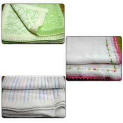 Cotton Knitted Blankets