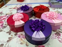 Fancy Gift Tin Container