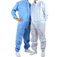 Polyester Antistatic Coverall