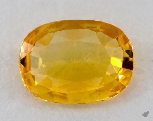 Yellow Sapphire Gemstone Grade: B