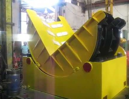 Coil Tilter Machinery in  Maharani Road