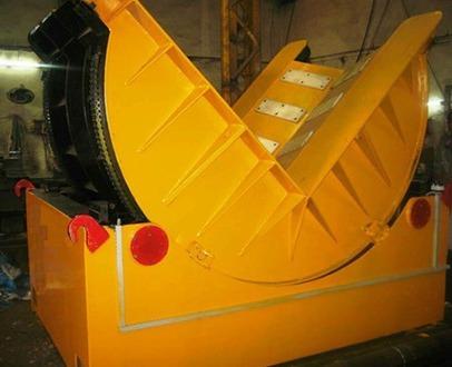 Hydraulic Coil Tilter Machine