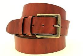 Leather Antique Finish Belt in  New Area