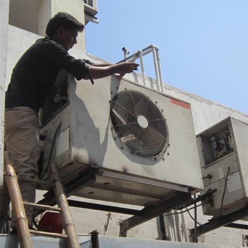 Industrial Ac Repairing & Gass