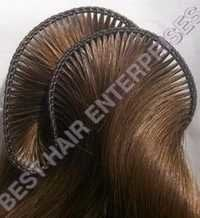 Remy Hand Tied Weft Hair