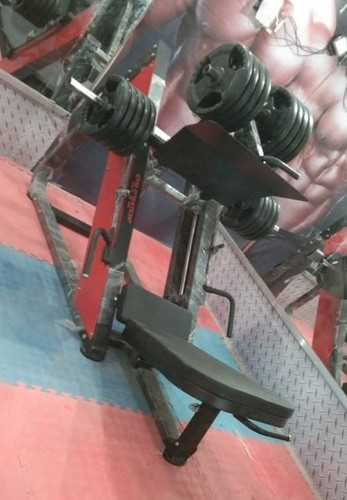 Seated Rowing Gym Machine