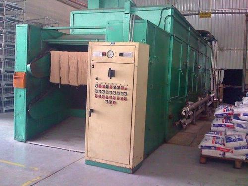 Continuous Hank Yarn Dryer Machine