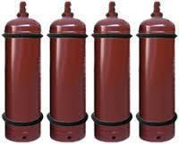 Dissolved Acetylene Gas.