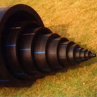 HDPE Pipes and Fittings