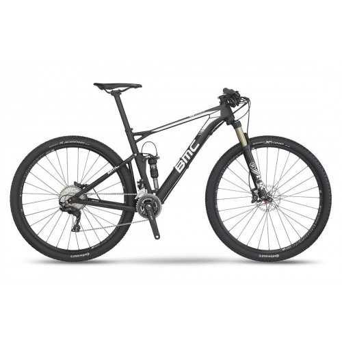 2016 BMC Fourstroke 02 XT Mountain Bike