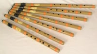 Brass Flute Tin Whistle