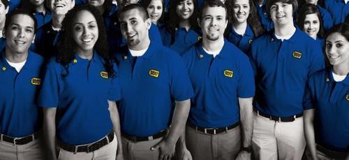 Corporate Uniform With Half Sleeves