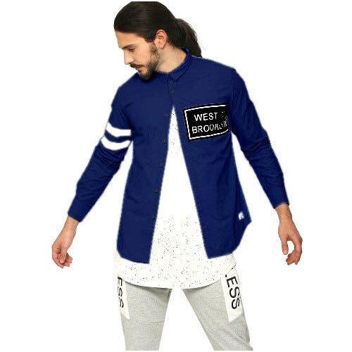Men's Stylish Full Sleeves Jacket