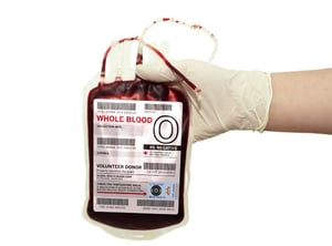 Disposable Blood Collection Bag